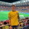 Trai đẹp trên khán đài trận Brazil - Thụy Sĩ khiến hội chị em phát cuồng, điên đảo truy lùng
