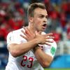 Serbia 1-2 Thuỵ Sĩ: Xherdan Shaqiri xứng danh người hùng của Thuỵ Sĩ!