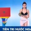 Một kênh truyền hình nhận gạch đá từ khán giả khi đưa MC mặc bikini dẫn World Cup