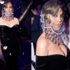 Lý Nhã Kỳ lên tiếng về việc trùm kín mặt, hở ngực dị biệt đi xem thời trang