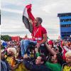 Những hình ảnh cảm động xuất hiện tại vòng chung kết World Cup 2018