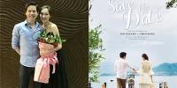 Đám cưới hoa hậu Đặng Thu Thảo