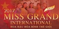 Hoa Hậu Hòa Bình - Miss Grand International 2017