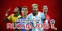 World Cup 2018 - Giải bóng đá vô địch thế giới 2018