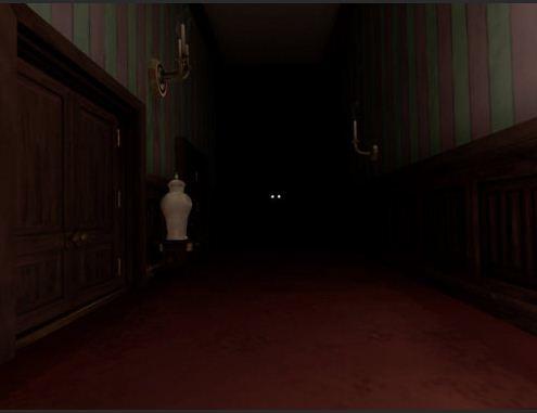 Trong bóng tối, nơi cuối hành lang hun hút ấy, điều gì đang chờ đợi tôi?
