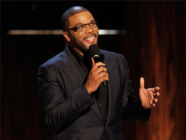Tyler Perry.