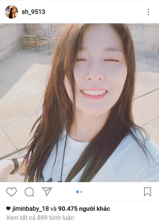 Jimin và Seolhyun của AOA đang tận hưởng kỳ nghỉ mát tại Đà Nẵng
