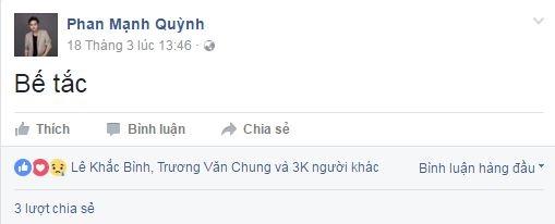 Đang ở đỉnh cao, Phan Mạnh Quỳnh bất ngờ tạm dừng ca hát? - Tin sao Viet - Tin tuc sao Viet - Scandal sao Viet - Tin tuc cua Sao - Tin cua Sao