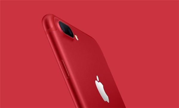 Fan táo phát cuồng vì phiên bản iPhone 7 & 7 Plus đỏ rực đốt mắt