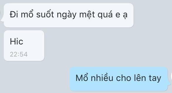 "Mổ ""everytime""..."
