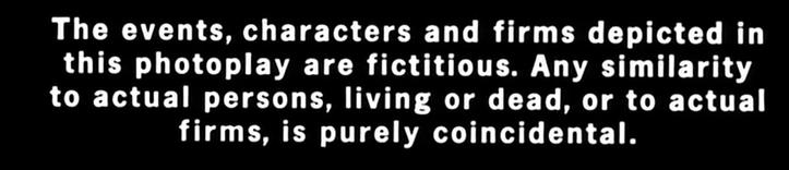 Bạn đã gặp dòng chữ này ít nhất một lần khi xem phim?