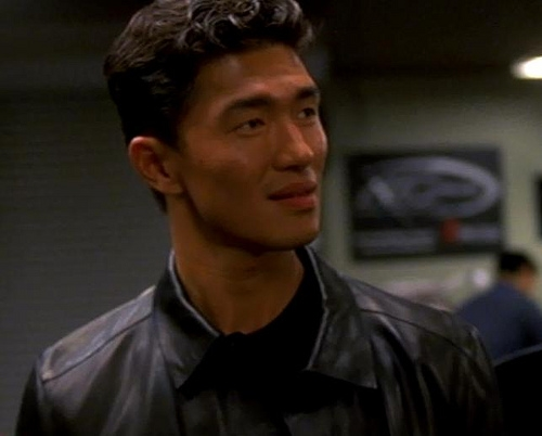 Rick Yune thời The Fast and the Furious 2001..