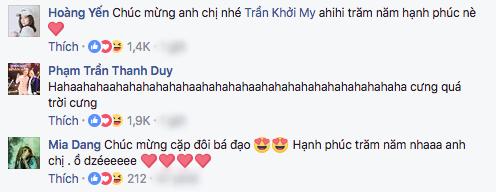 Hoàng Yến Chibi gửi lời chúc đến Kelvin Khánh, Khởi My. - Tin sao Viet - Tin tuc sao Viet - Scandal sao Viet - Tin tuc cua Sao - Tin cua Sao