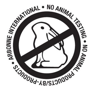 Một số logo giúp nhận biết mỹ phẩm không sử dụng động vật làm thí nghiệm.