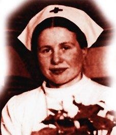Chân dung bà Irena Sendler