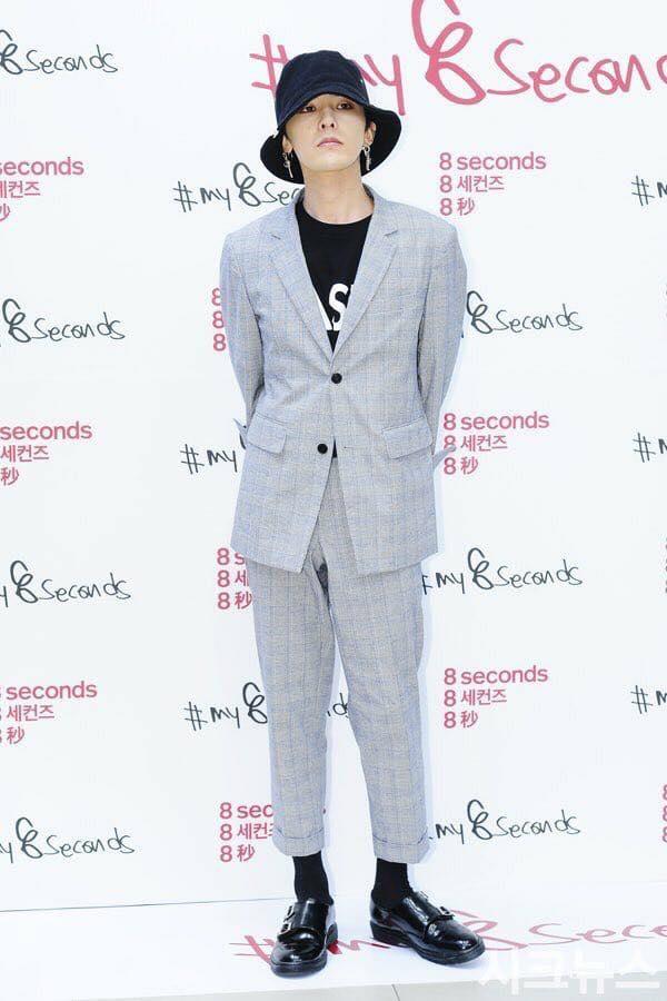 Xuất hiện tại sự kiện, G-Dragon khiến khu phố mua sắm náo loạn