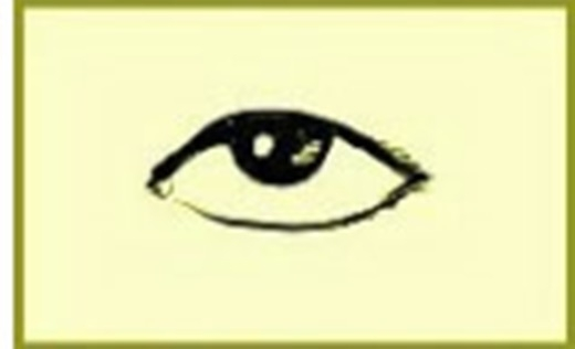 Mắt có lòng trắng nhiều hơn lòng đen.(Ảnh minh họa. Nguồn: Internet)