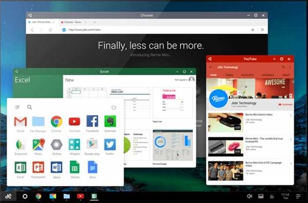 Hãy click vào phímWindowskèm theo mộtphím mũi tên(phải, trái, trên, dưới), cửa sổ hiện tại của bạn sẽ được chuyển sang các phía tương ứng của màn hình. (Ảnh minh họa)