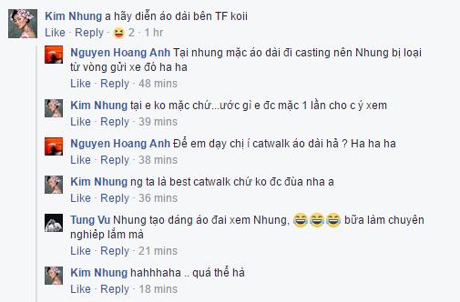 Nội dung cuộc đối thoại được cho là nguyên nhân của vấn đề giữa Kim Nhung và Hoàng Thùy. - Tin sao Viet - Tin tuc sao Viet - Scandal sao Viet - Tin tuc cua Sao - Tin cua Sao