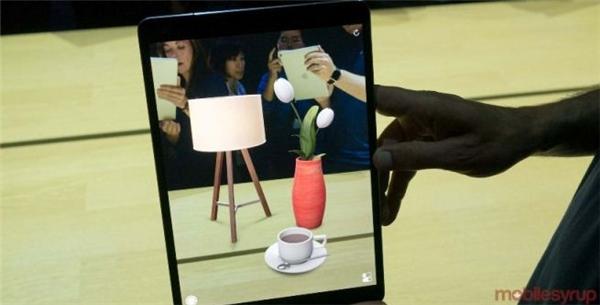 Apple ARKit và công nghệ tương tác thực tế (Hình:Mobile Syrup)