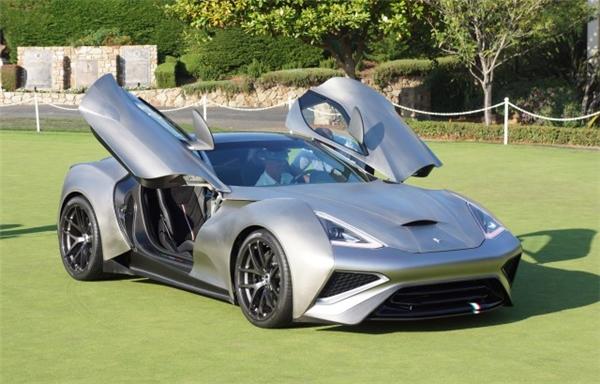 Chiêm ngưỡng 10 siêu xe đắt giá nhất thế giới