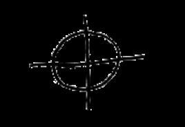 1 trong những bức thư thú tội củaZodiac   Từ đó kí hiệu này trở thành kí hiệu Zodiac- kí hiệu của một con quỷ đội lốt người