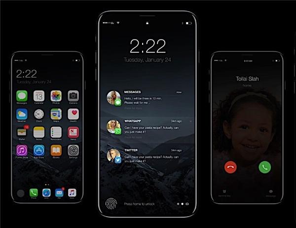 Ba chiếc điện thoại thông minh mới của Apple sẽ được tung ra vào tháng 9.