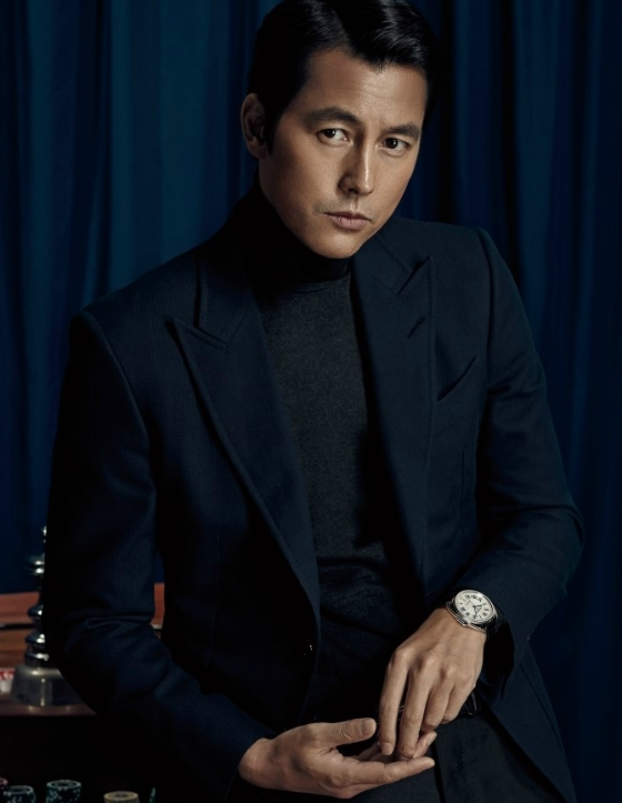 Jung Woo Sung trong The King.