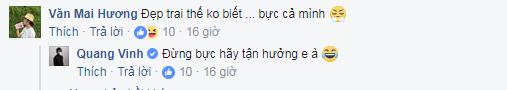 Nữ ca sĩ Văn Mai Hương, Hiền Thục cũng dành lời khen ngợi cho Quang Vinh. - Tin sao Viet - Tin tuc sao Viet - Scandal sao Viet - Tin tuc cua Sao - Tin cua Sao