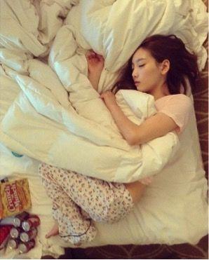 5 lầm tưởng về giấc ngủ không phải bạn gái nào cũng biết