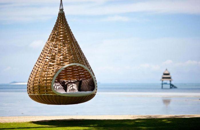Với thiết kế hài hòa với thiên nhiên cùng các vật dụng thủ công, khách sạn này sẽ là nơi khiến bạn có cảm giác thoải mái như ở nhà khi đang du lịch xa