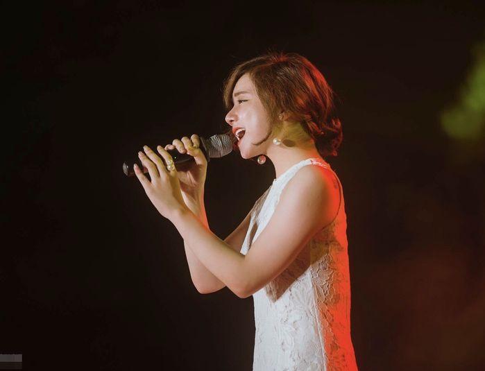 Với giọng hát ngọt ngào cùng kinh nghiệm chinh chiến nhiều chương trình âm nhạc lớncủa mình, Thủy Tiên đã thu âm ca khúc đầu tay vàsẽ ra mắt vào năm2018