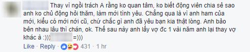 Một bình luận vô cùng bức xúc của bạn nữ khác.