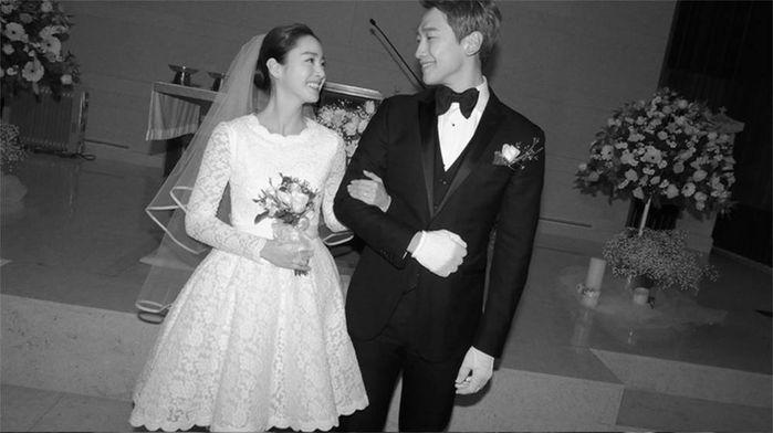 HOT: Bi Rain- Kim Tae Hee hạnh phúc khoe