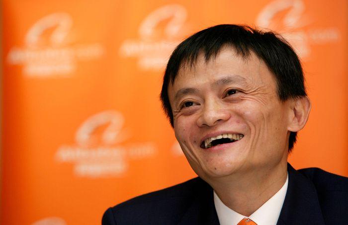 Chân dung tỷ phú giàu nhất Trung Quốc - ông Jack Ma