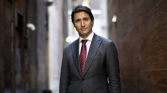 Tha�� t?�a��ng Canada -A�Justin Trudeau