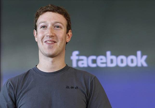 Tỷ phú trẻ tuổiMark Zuckerberg