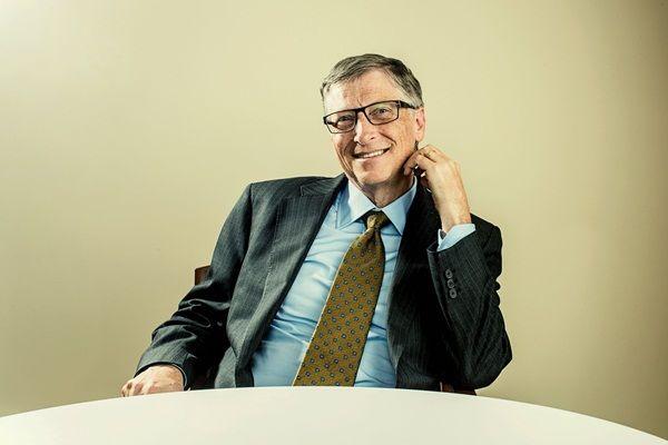 Người giàu nhất thế giới- Bill Gates