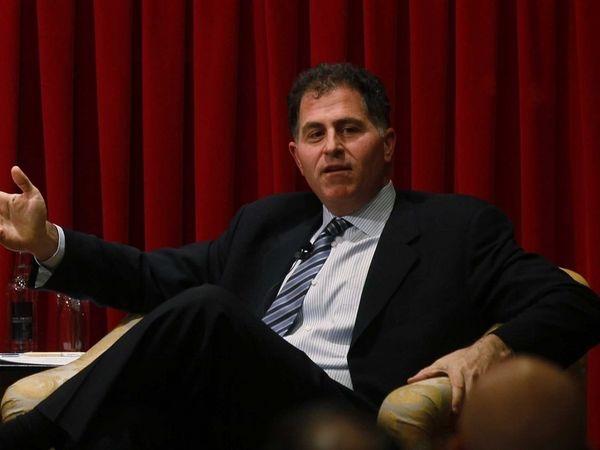 CEO của hãng máy tính nổi tiếng Dell
