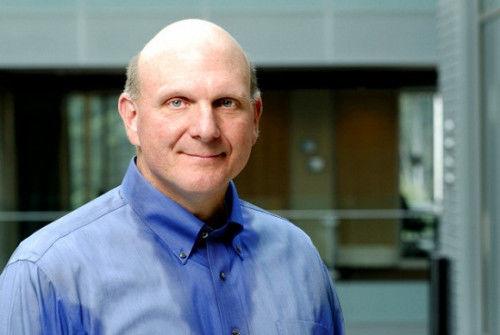 Steven Ballmer- Người bạn đồng hành của Bill Gates
