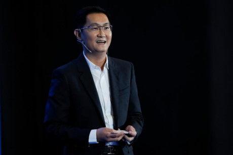 Ma Huateng, CEO của tập đoàn Tencent
