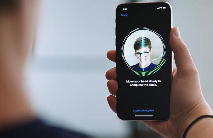 Face ID được xem là công nghệ có tính bảo mật cao nhất hiện nay ở các dòng điện thoại thông minh.