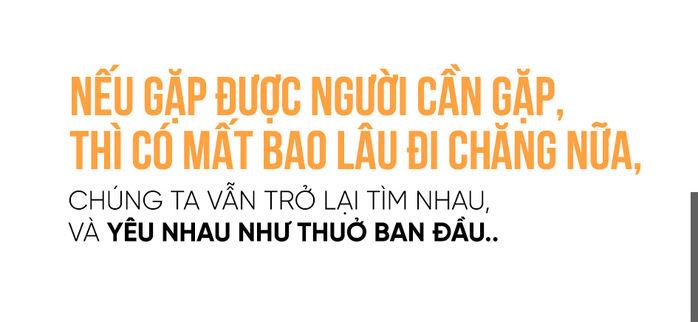 Ngôn Thừa Húc - Lâm Chí Linh: Ngược xuôi ngang dọc, thì ra là định mệnh của đời nhau