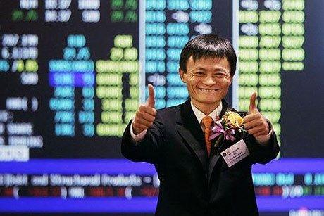 """Jack Ma """"hốt bạc"""" trong ngày mua sắm trực tuyến lớn nhất thế giới"""