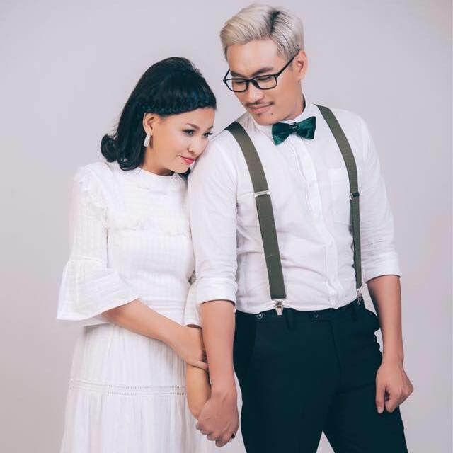 Dù chênh nhau 18 tuổi nhưng Cát Phượng và Kiều Minh Tuấn vẫn có cuộc sống tình cảm rất hạnh phúc. - Tin sao Viet - Tin tuc sao Viet - Scandal sao Viet - Tin tuc cua Sao - Tin cua Sao
