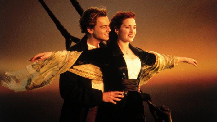 Sau 20 năm, siêu phẩm Titanic một lần nữa ám ảnh người xem khi tung đoạn phim đầy bi thương