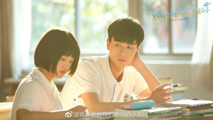 Điển trai không góc chết thế này, bảo sao chỉ mới vài tập phim, Hồ Nhất Thiên đã khiến netizen xứ Trung phải lùng sục thông tin về anh chàng.