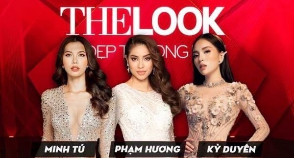 Bộ ba giám khảo The Look 2017 - ba