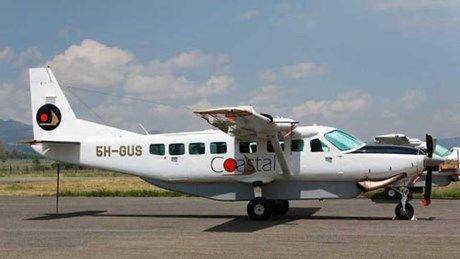 Đây là vụ tai nạn thứ 2 trong tháng trên chuyến bay tương tự của hãng Croastal
