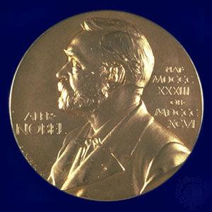 Giải thưởng Nobel.
